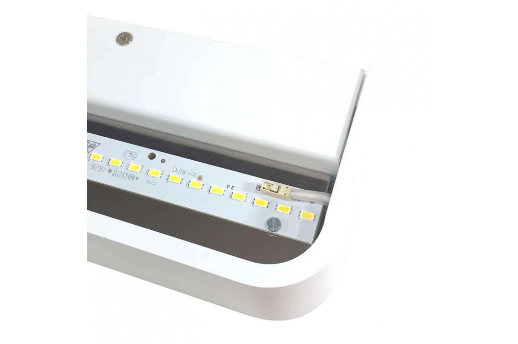 Koupelnové nástěnné světlo Arcos s LED 30 cm chrom