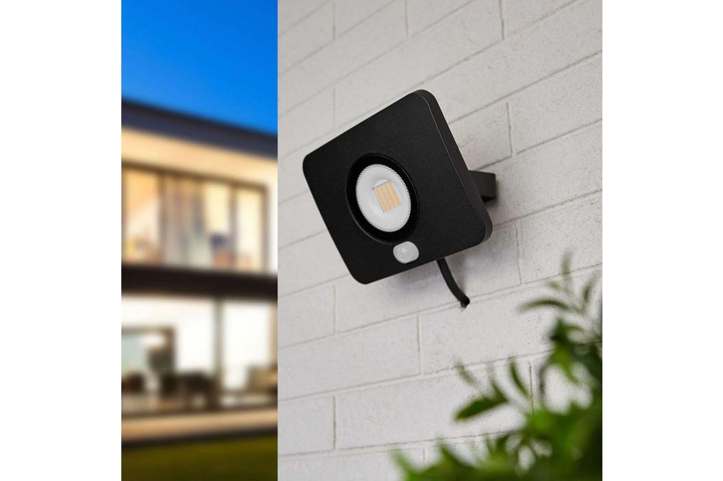 LED venkovní osvětlení Duke, hliník, senzor, 30W