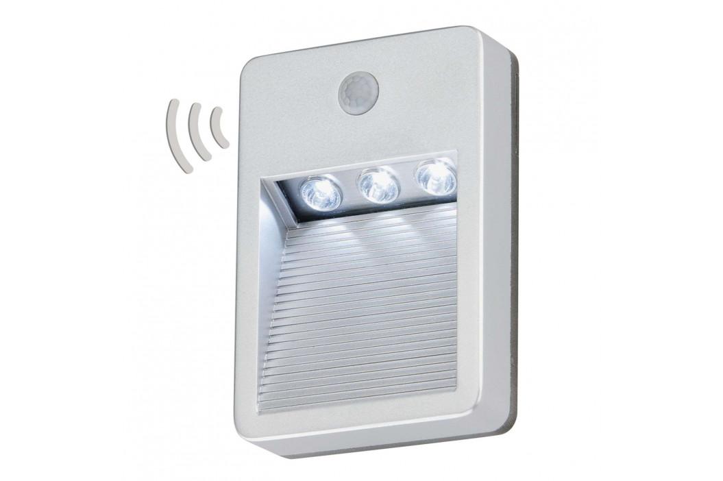 Bateriové LED venkovní nástěnné světlo Lero senzor