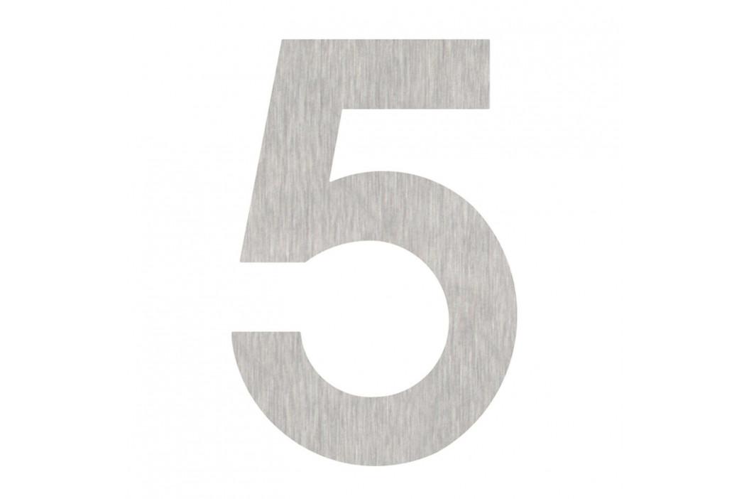 Domovní čísla číslice 5