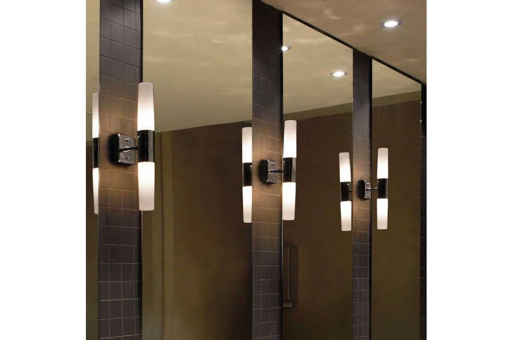 Koupelnové nástěnné světlo Lorient, 2zdrojové