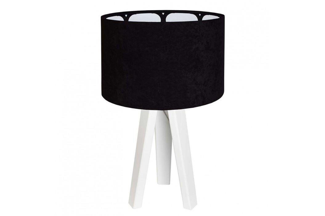 Třínohá Retro stolní lampa Aurelia