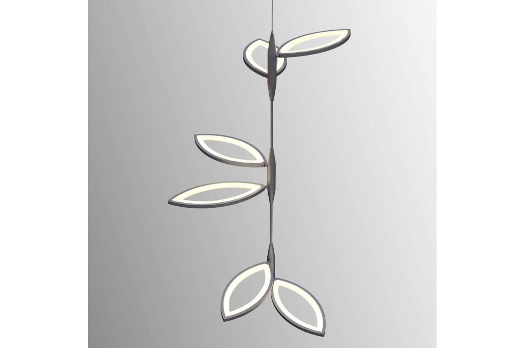 OLIGO Flavia závěsné světlo LED chrom matný