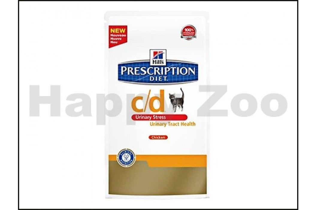 HILLS Feline C/D Urinary Stress 1,5kg