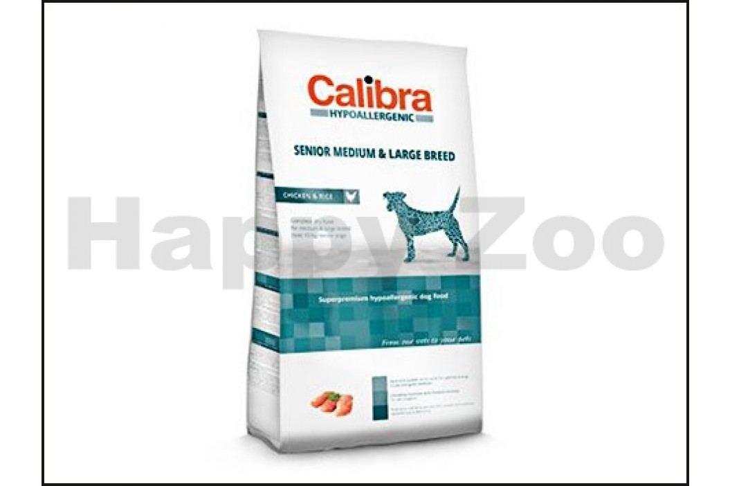 CALIBRA Dog Hypoallergenic Senior Medium & Large Breed Chicken &