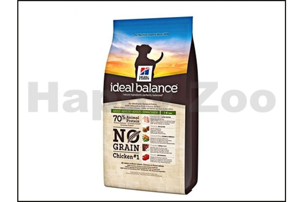 HILLS Ideal Balance Canine No Grain Chicken & Potato 2kg
