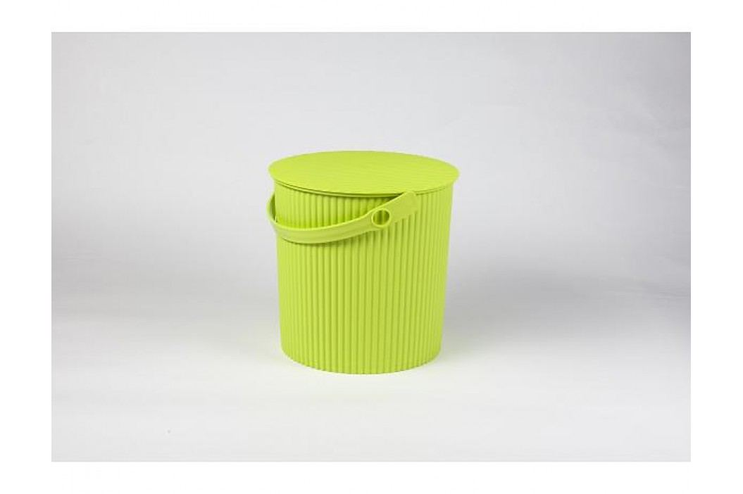 Úložný box, sedátko, stupínek 26cm, zelená