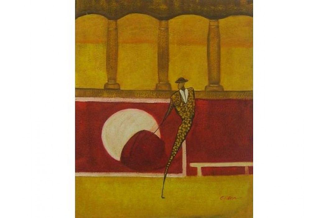Obraz - Tančící pán