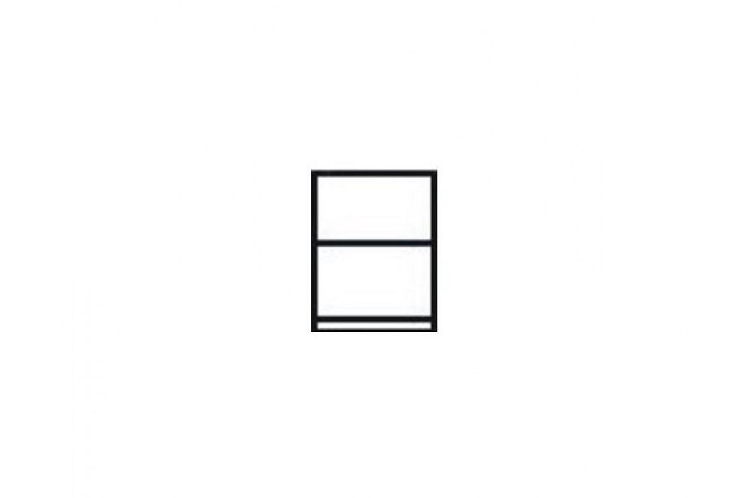 Dvoudvéřová skříňka 2D