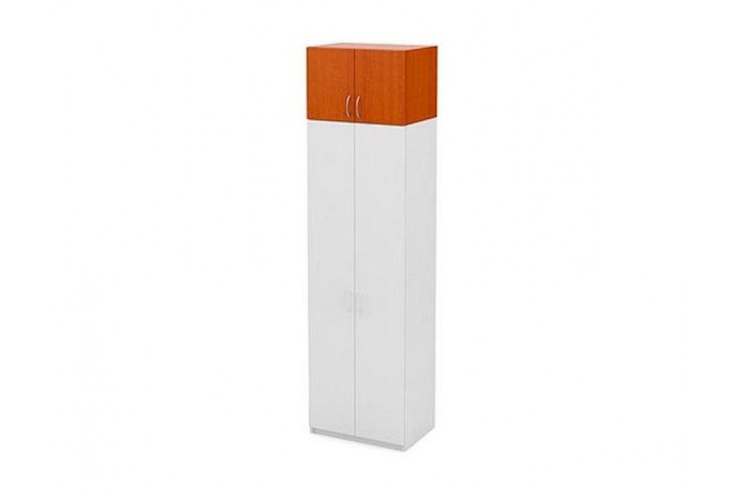 Nástavná skříň, 2 dveře, 60 cm