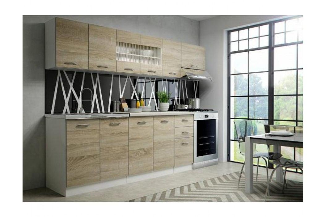Kuchyňská linka Perla 260 obrázek inspirace