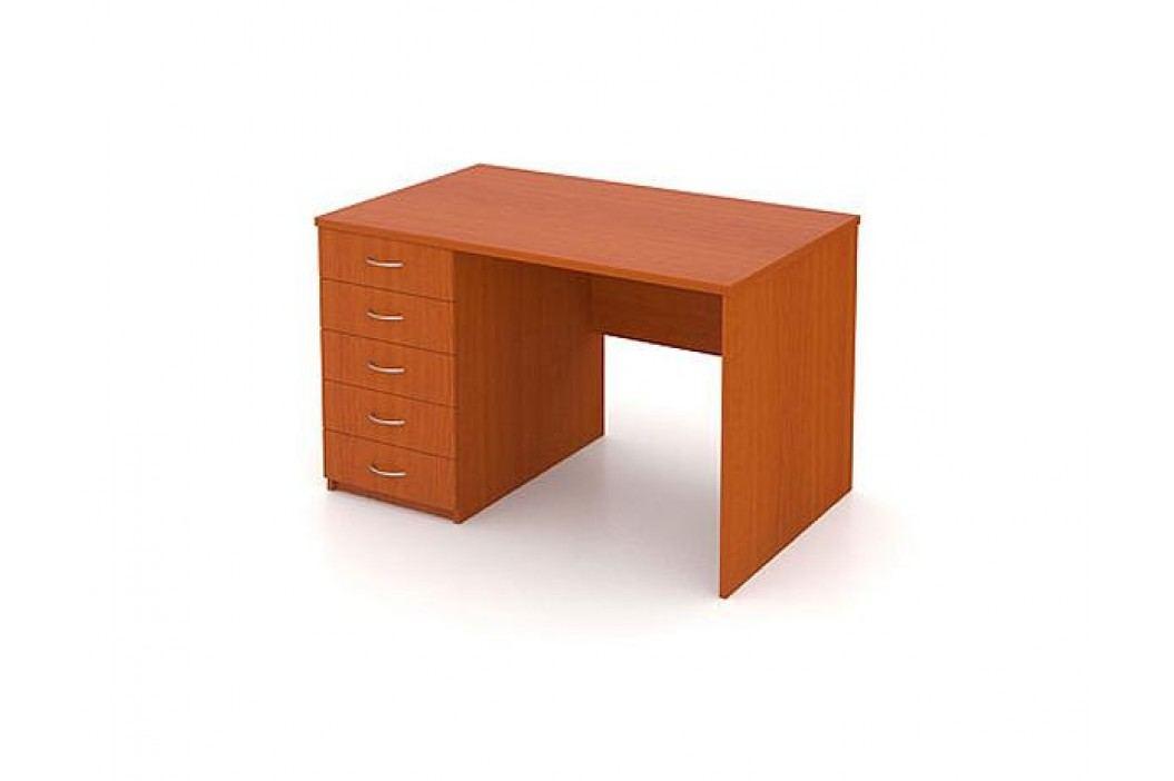 Psací stůl se zásuvkami