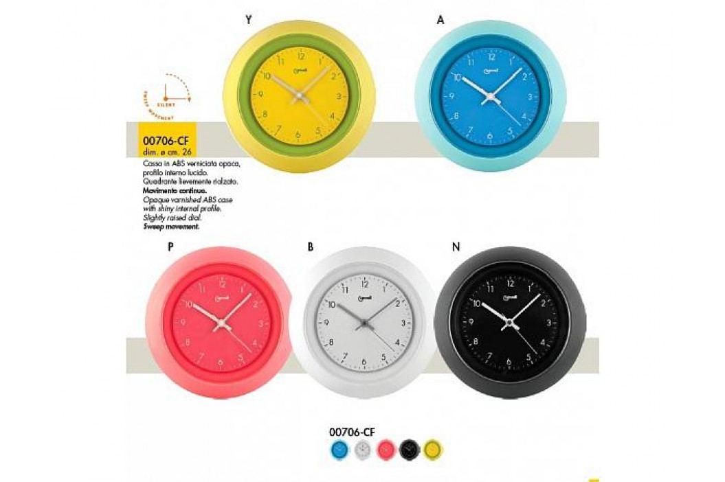 Designové nástěnné hodiny Lowell 00706-CFP Clocks 26cm