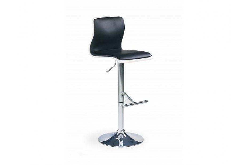 Barová židle H-30 černá