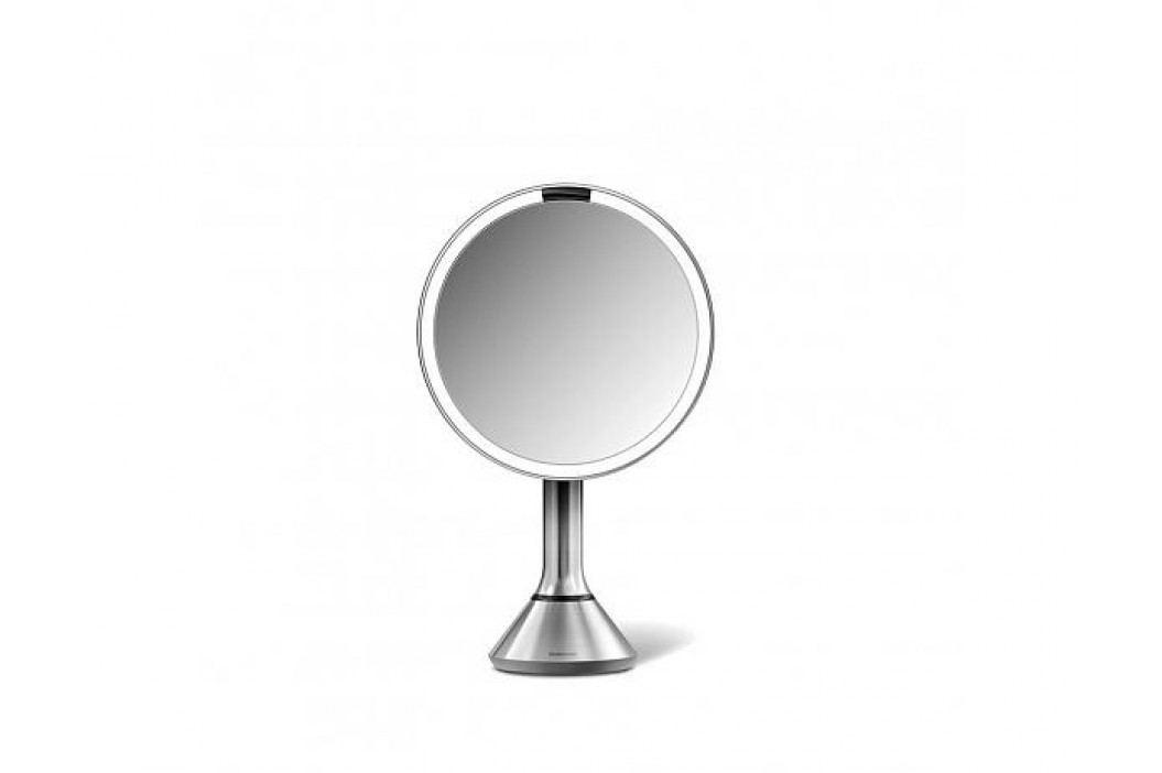 Kosmetické zrcátko - Sensor Tru-lux LED osvětlení, 5x zvětšení, dobíjecí