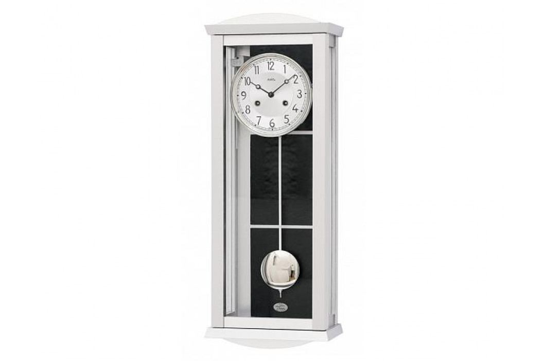 Luxusní kyvadlové mechanické nástěnné hodiny 2752 AMS 66cm