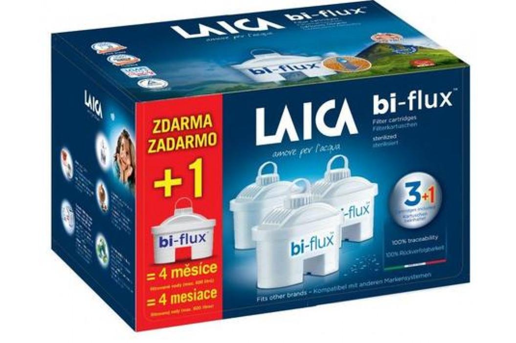 Laica Bi-flux filtr, 3+1ks