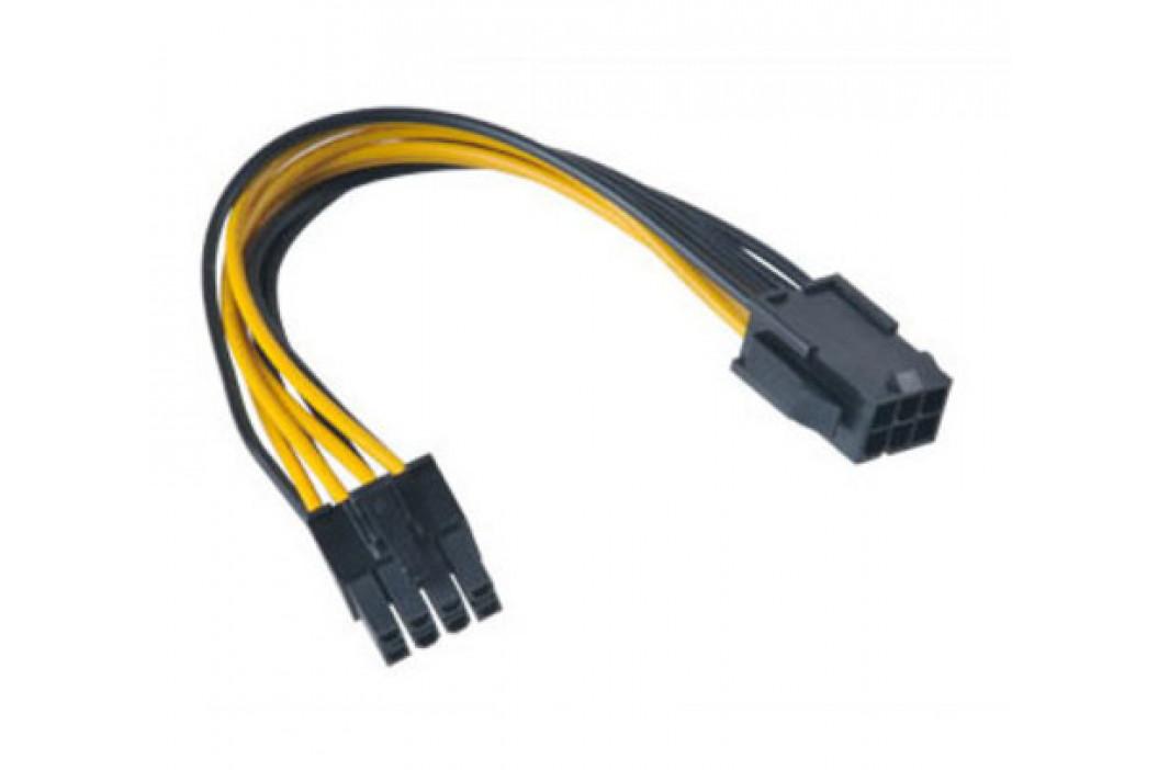 AKASA kabel AK-CB051 redukce PCIe na ATX