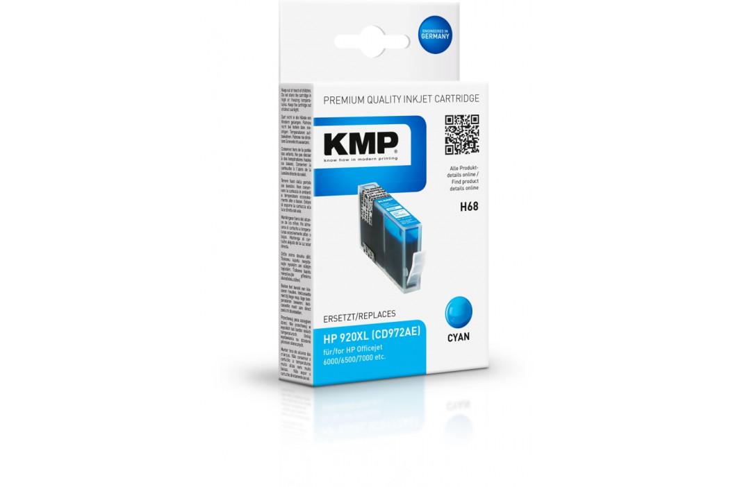 KMP H68 (HP 920 Cyan XL)