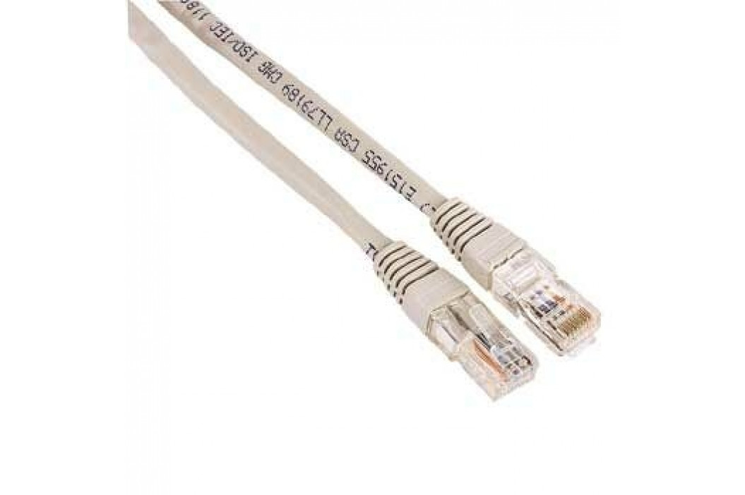 Hama síťový patch kabel, 2xRJ45, UTP, nebalený, 30 m