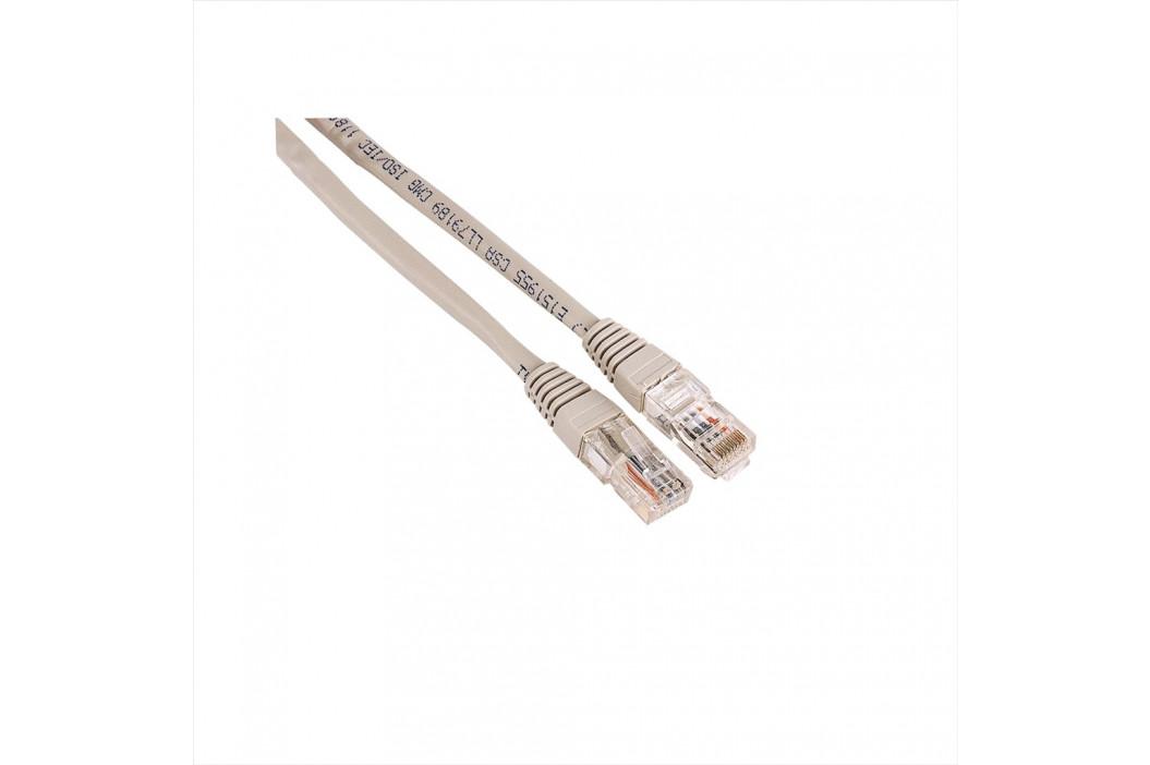 Hama síťový patch kabel, 2xRJ45, UTP, nebalený, 20 m