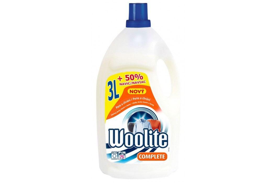 UNI WOOLITE Extra Complete 3 l+50% navíc