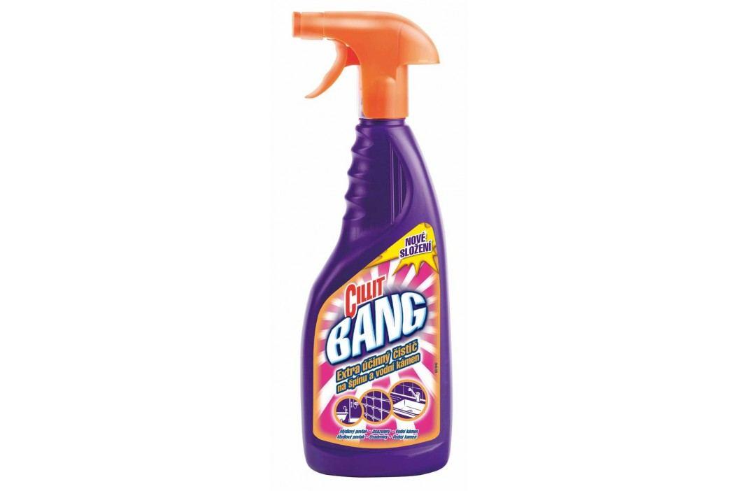 UNI CILLIT BANG Spray vodní kámen 750 ml