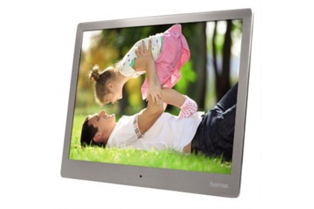 Hama digitální fotorámeček Steel Premium, 24,64 cm (9,7
