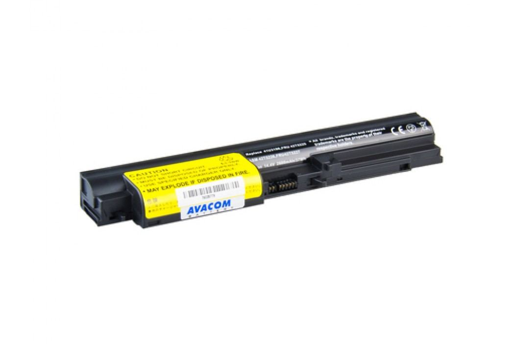 AVACOM NOLE-R61-806 Li-Ion 14,4V 2600mAh - neoriginální - Baterie Lenovo ThinkPad R61/T61, R400/T400 Li-Ion 14,4V 2600mAh/37Wh