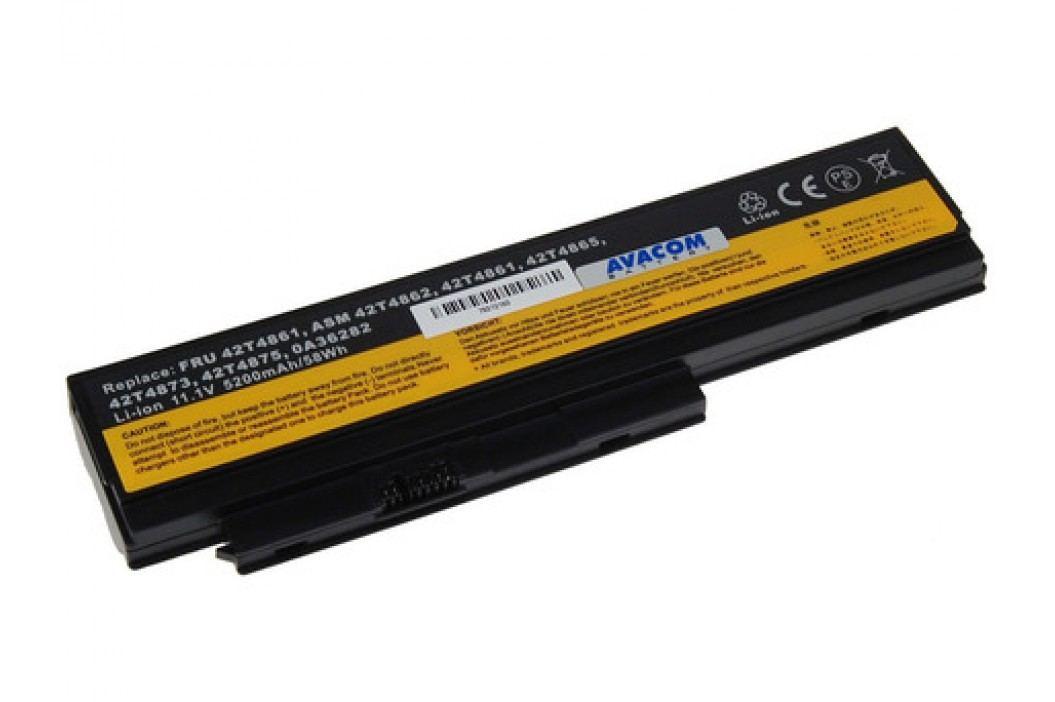 AVACOM NOLE-X22N-806 Li-Ion 11,1V 5200mAh - neoriginální - Baterie Lenovo X220 series Li-Ion 11,1V 5200mAh/58Wh