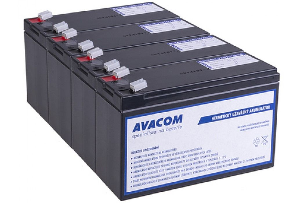 AVACOM bateriový kit pro renovaci RBC115 (4ks baterií) (AVACOM AVA-RBC115-KIT)