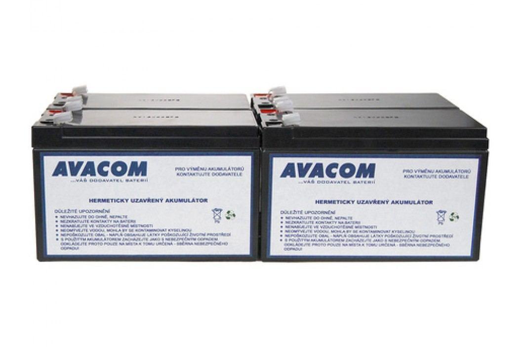 AVACOM bateriový kit pro renovaci RBC23 (4ks baterií) (AVACOM AVA-RBC23-KIT)