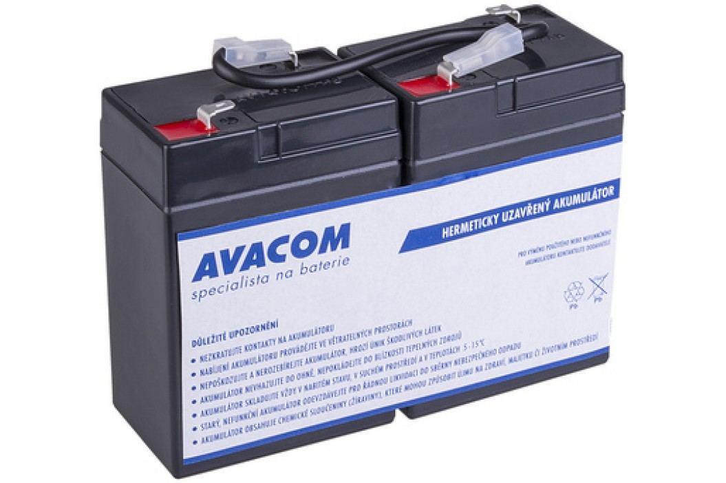 AVACOM náhrada za RBC1 - baterie pro UPS (AVACOM AVA-RBC1)