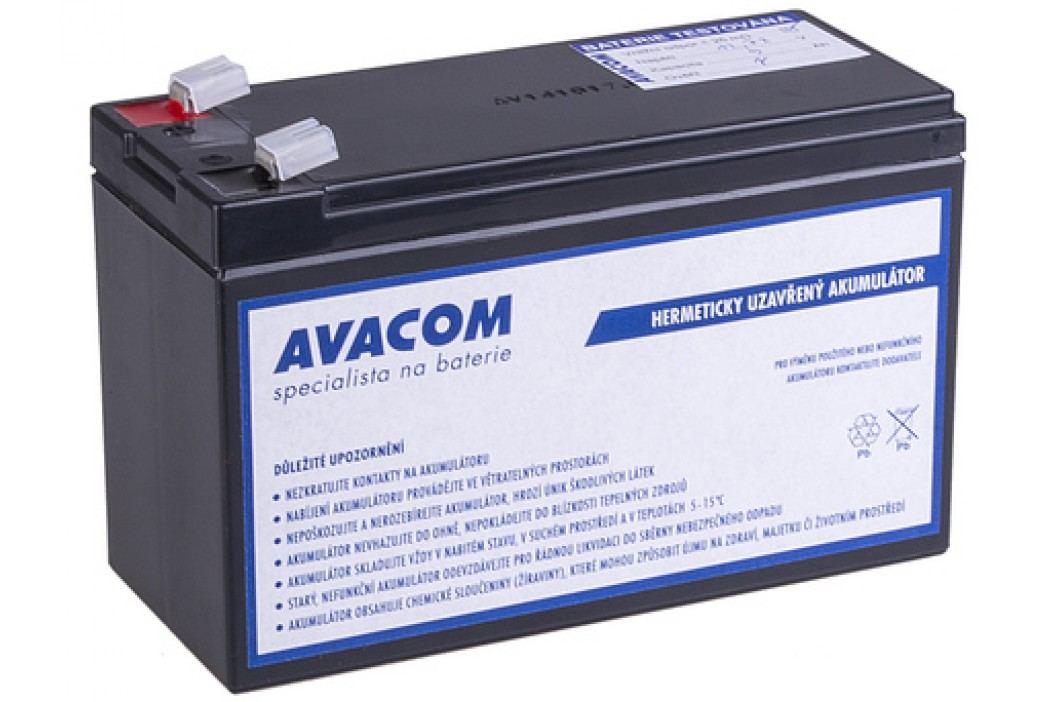 AVACOM náhrada za RBC17 - baterie pro UPS (AVACOM AVA-RBC17)
