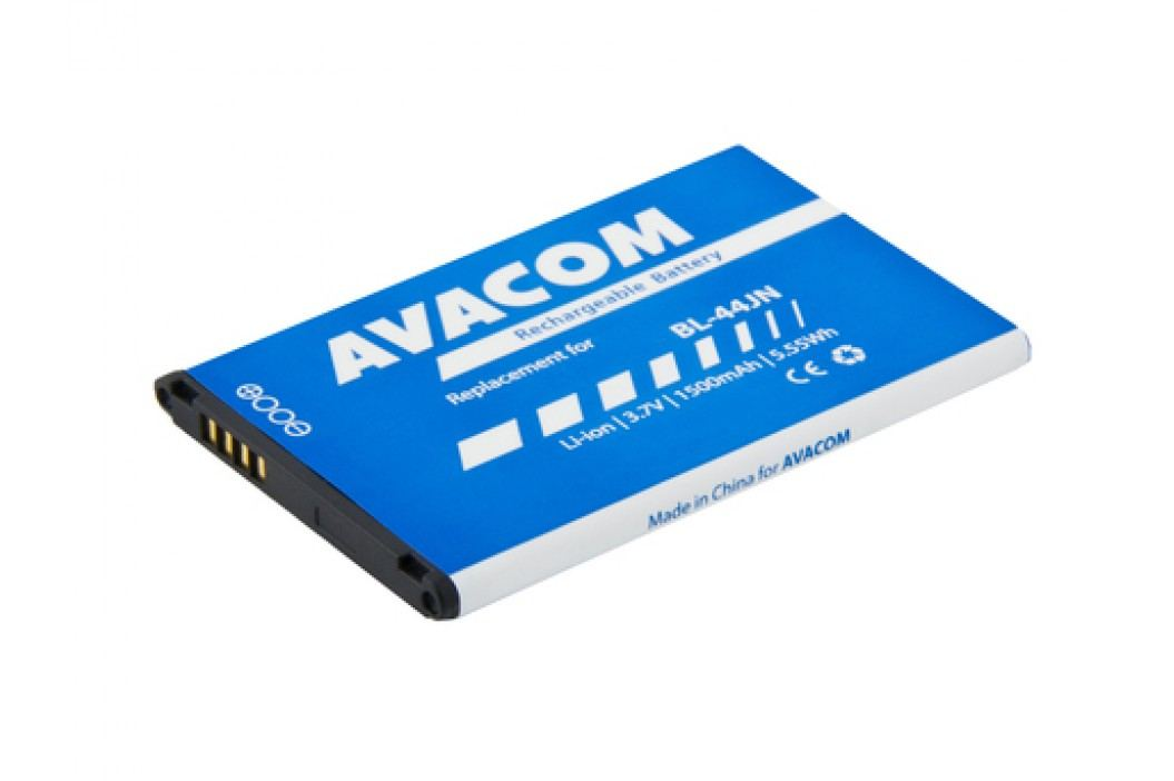 AVACOM GSLG-P970-S1500A Li-Ion 3,7V 1500mAh - neoriginální - Baterie do mobilu LG Optimus Black P970 Li-Ion 3,7V 1500mAh (náhrada BL-44JN)