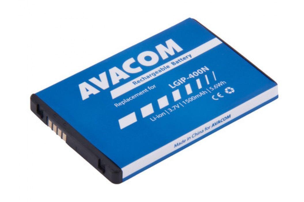 AVACOM GSLG-P500-1500 Li-Ion 3,7V 1500mAh - neoriginální - Baterie do mobilu LG P500 Optimus One Li-Ion 3,7V 1500mAh (náhrada za LGIP-400N)