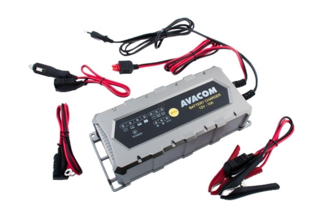 Automatická nabíječka AVACOM 12V 10A pro olověné AGM/GEL akumulátory (20 - 200Ah) - AVACOM NAPB-A100-012