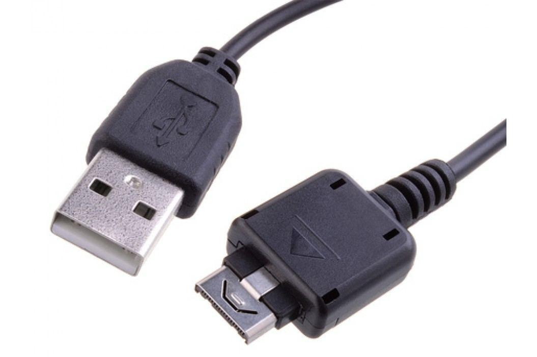 Nabíjecí USB kabel pro telefony LG KG800, KU990, KS360 (120cm)