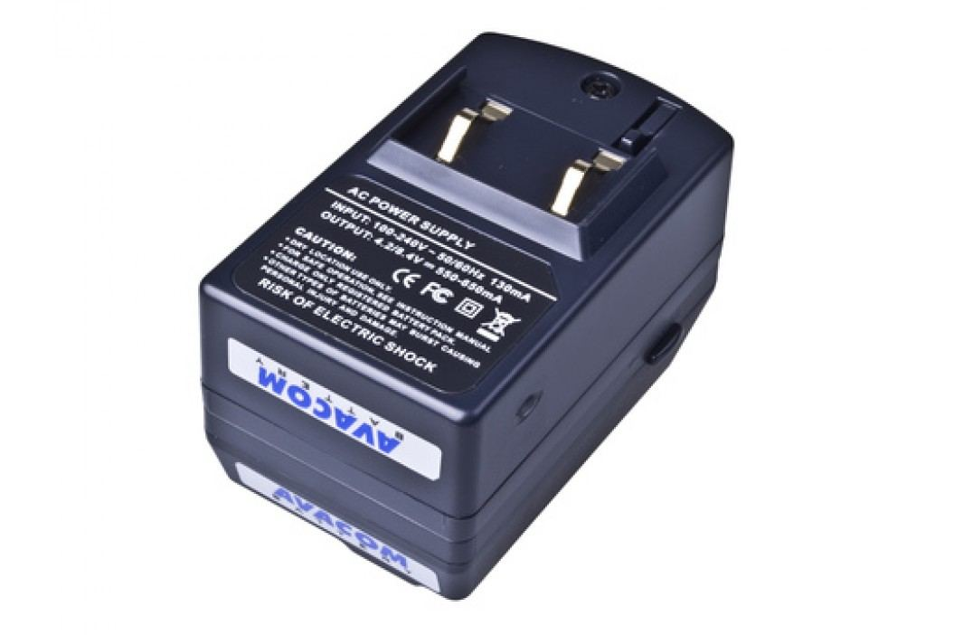 Nabíječka pro Li-Ion akumulátor Panasonic CGA-S005, Samsung IA-BH125C - ACM128 - AVACOM NADI-ACM-128 - neoriginální