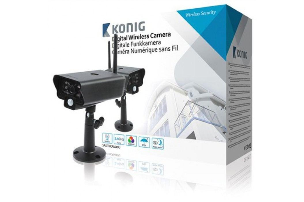 König Digitální bezdrátová kamera 2,4GHz