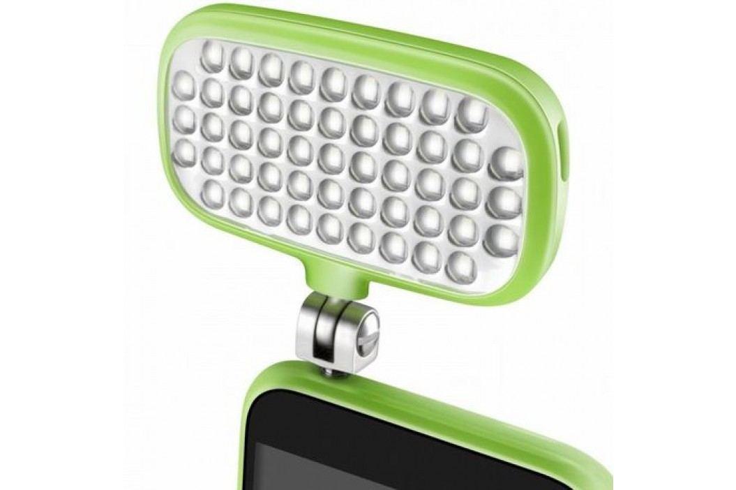 Metz 60071300 LED světlo-smartphony,zel.