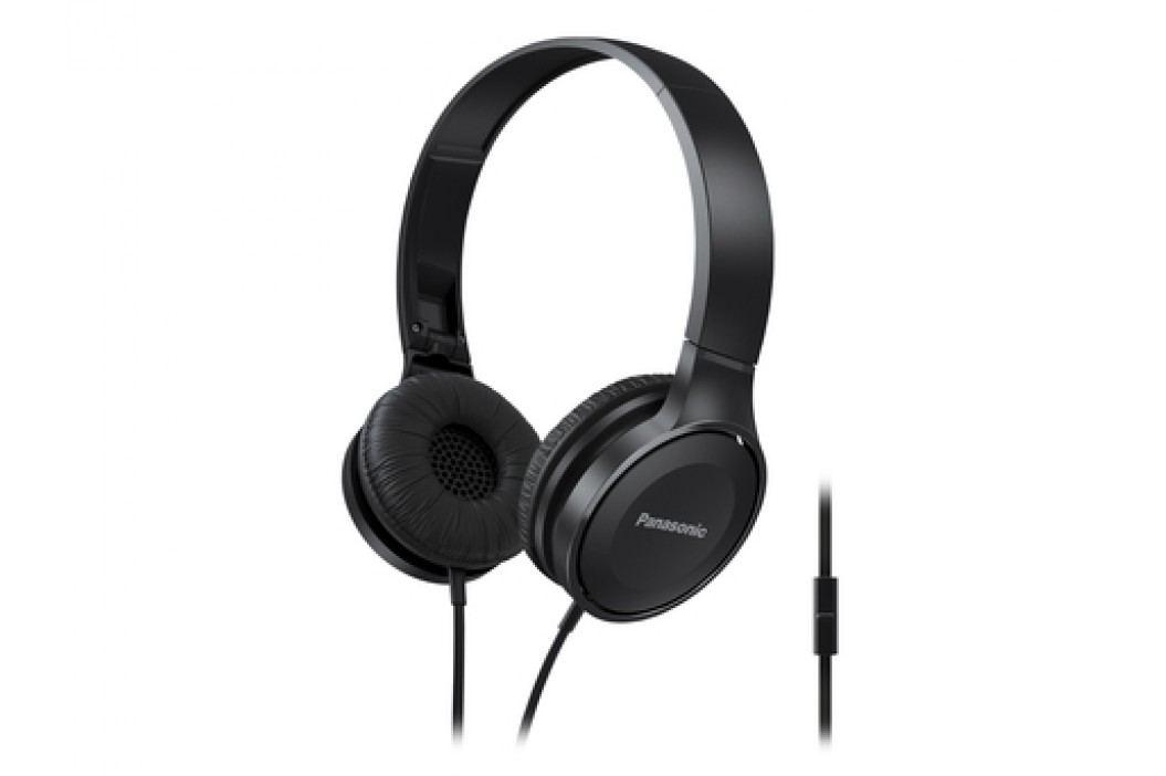 PANASONIC RP-HF100ME-K černá 559395