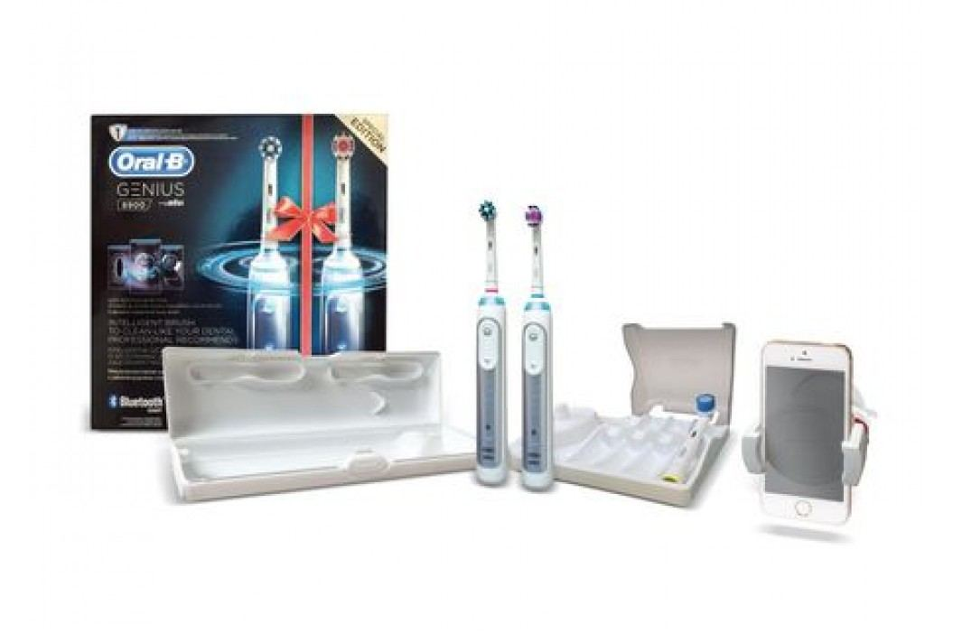 ORAL-B Genius 8900 Cross Action + Bonusová Rukojeť