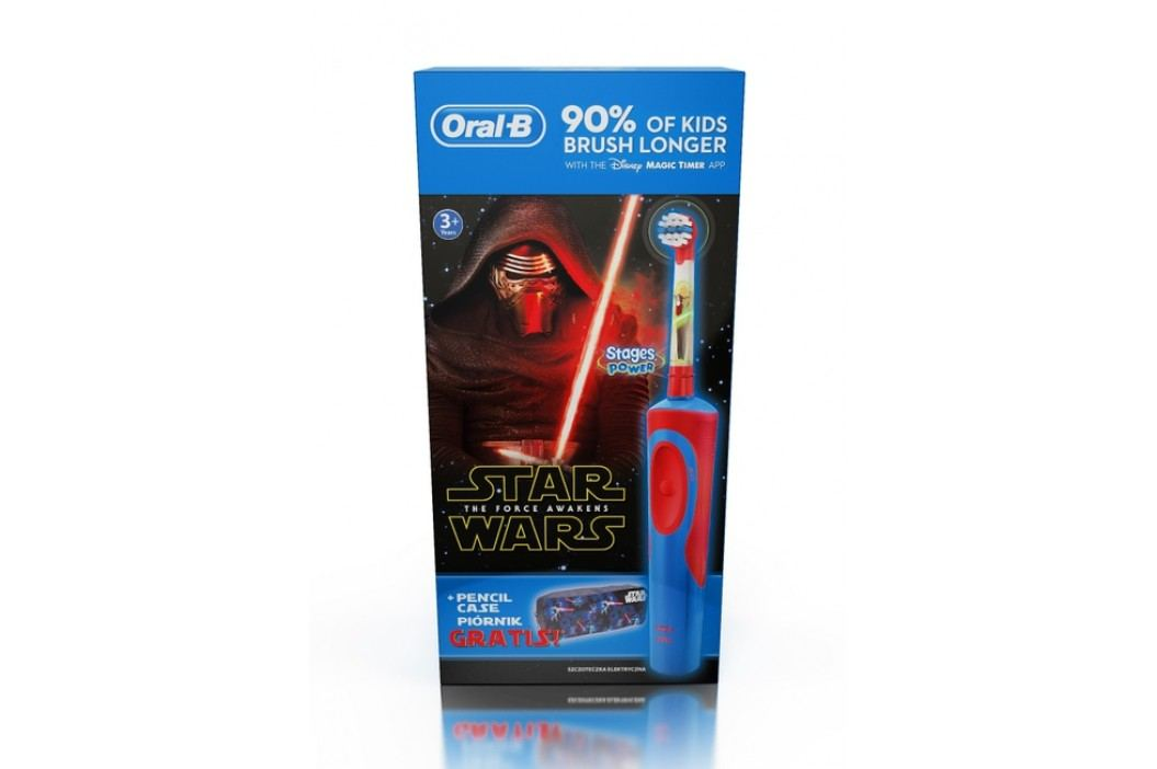 ORAL-B Vitality Kids Star Wars + penál