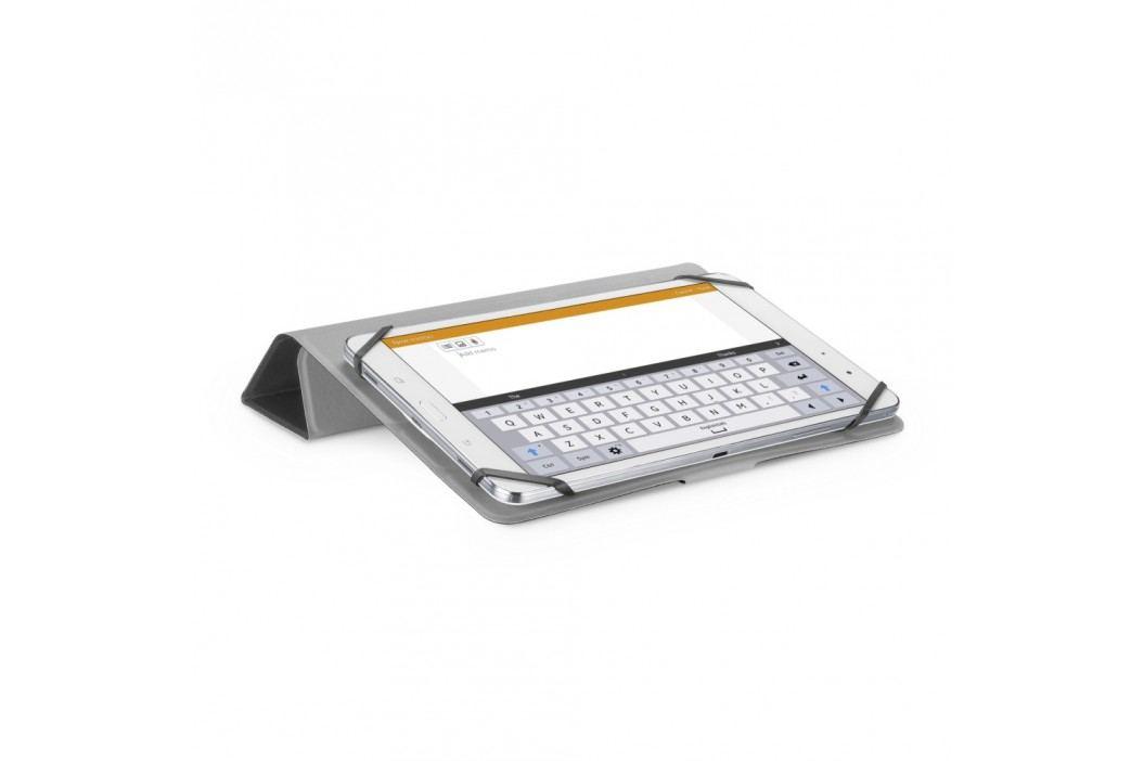 Univerzální tabletové pouzdro se stojánkem Cellularline CLICKCASE, 10,5