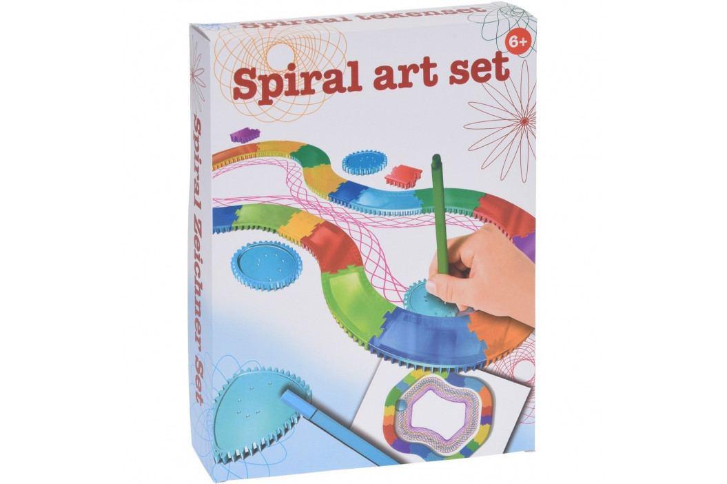 Kreslící set Spiral art, 33 ks