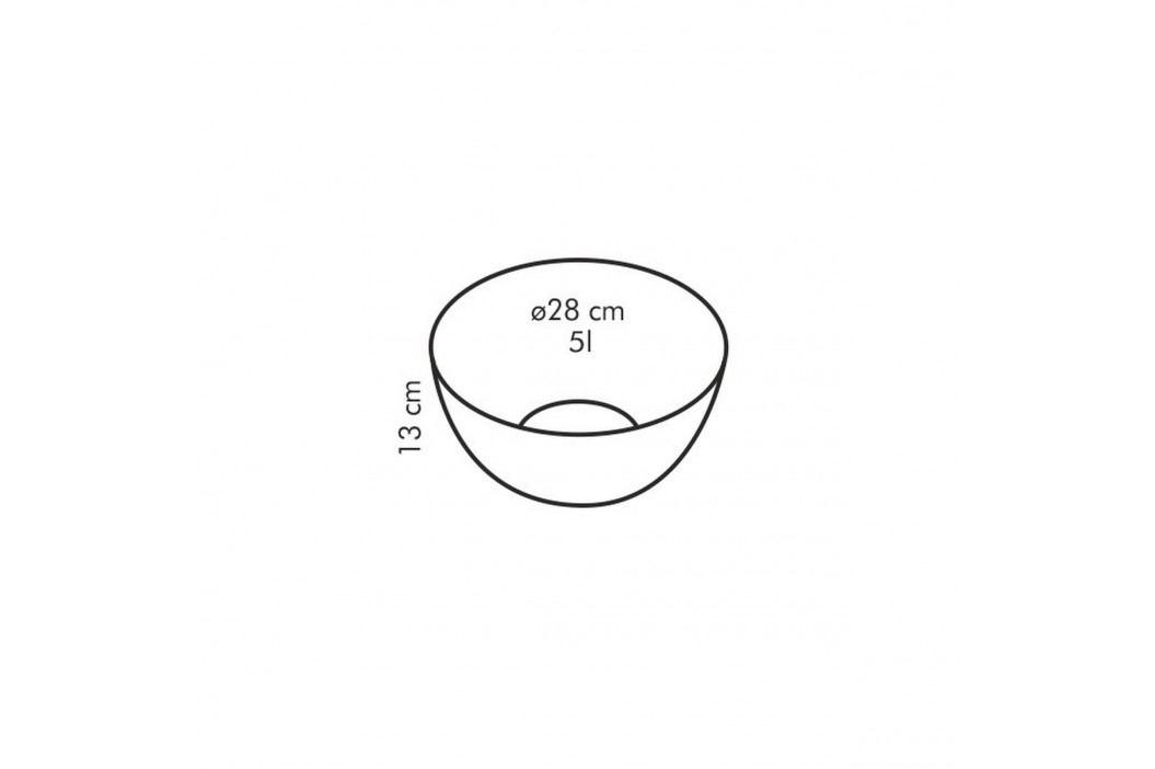 Tescoma Skleněná mísa GIRO 28 cm 389228