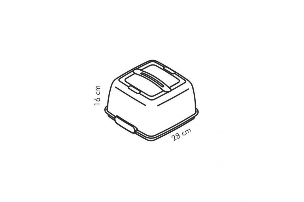 Tescoma Chladící podnos s poklopem DELÍCIA čtverec
