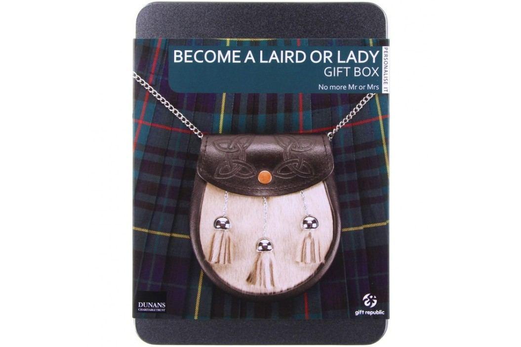 Staňte se skotským Lordem