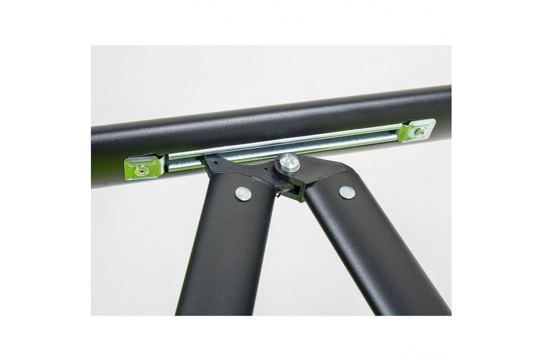 Židle polohovací RAMADA 56,5 x 42,5 x 107 cm, světle zelená